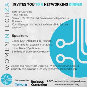 Invite 27 July